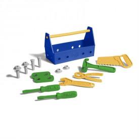 Green Toys - Nářadí modré