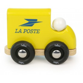 Vilac dřevěné auto Poštovní auto