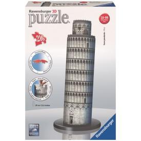Ravensburger 3D puzzle Šikmá věž v Pise 216 dílků