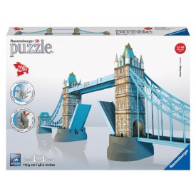 Puzzle 3D Tower Bridge 216 dílků