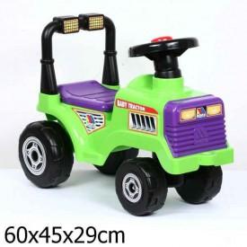 Odrážedlo Traktor (61x29x44 cm)