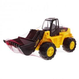 Wader 36735 - Traktor nakladač v síťce žlutý