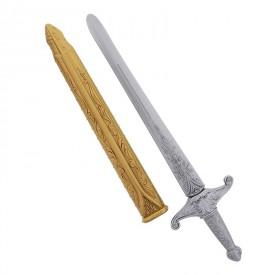 JohnToys Meč s pochvou 60 cm