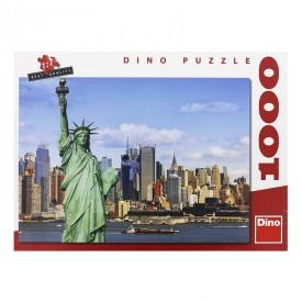 DINO Puzzle 1000 dílků Socha svobody