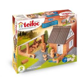 Stavebnice Teifoc 4600 Farma