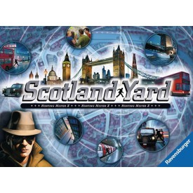 Ravensburger hra Scotland Yard