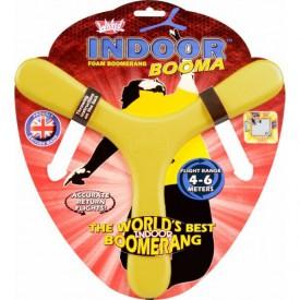 Bumerang Indoor Booma - žlutý  (4 až 6 metrů)