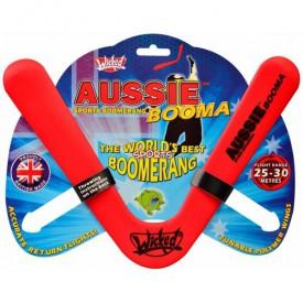 Bumerang Aussie Booma - červená (25 až 30 metrů)