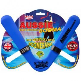 Bumerang Aussie Booma - modrá (25 až 30 metrů)