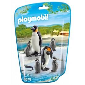 PLAYMOBIL 6649 Tučňáci