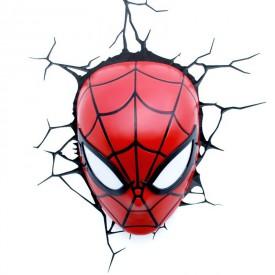 Philips 3D světlo na zeď - Spiderman
