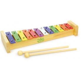 Vilac kovový xylofón