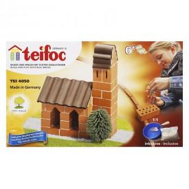 Stavebnice Teifoc 4050 Kostel