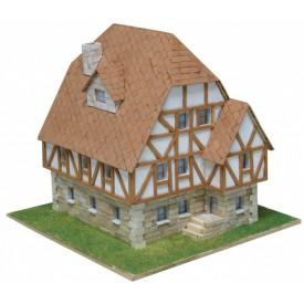AEDES ARS Stavebnice Německý dům