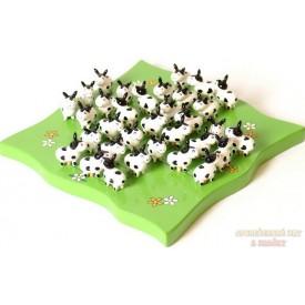 Solitér krávy