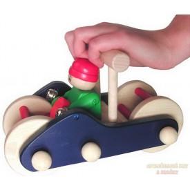 Tlačící auto