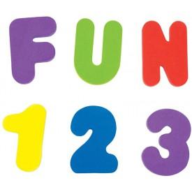 Munchkin Písmena a čísla do vany