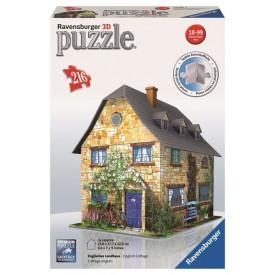 Ravensburger 3D puzzle Anglický domek 216 dílků