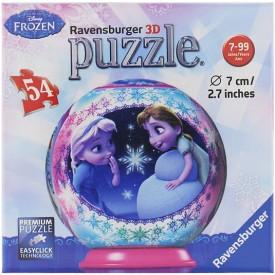 Ravensburger 3D Puzzle Frozen varianta č.3 54 dílků