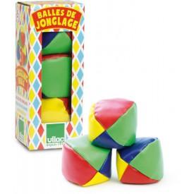 Vilac míčky na žonglování - sada 3ks