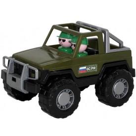 Polesie Auto Safari vojenský Jeep