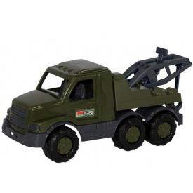 Polesie Auto Gustík vyprošťovací vojenské