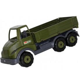 Polesie Auto Stavbař s korbou vojenské