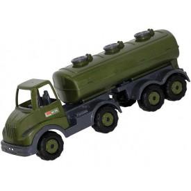 Polesie Auto Stavbař cisterna vojenská