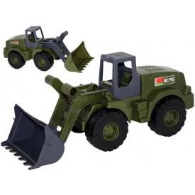 Wader Traktor Achát nakladač vojenský