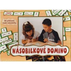 Svoboda Násobilkové Domino společenská hra