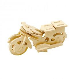 Robotime dřevěná skládačka - Motorka