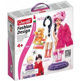 Fashion Design Nita oblékací magnetická panenka