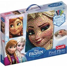 Quercetti Pixel Photo Frozen - Ledové království