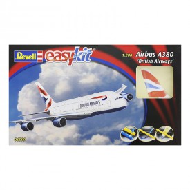 Revell EasyKit 06599 letadlo Airbus A380 British Airways