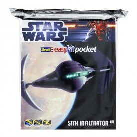 Revell EasyKit Star Wars 06737 loď Sith Infiltrator