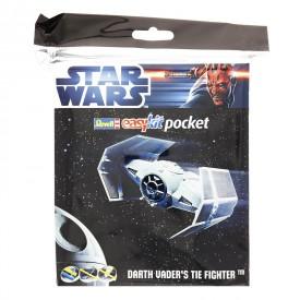 Revell EasyKit Star Wars 06724 loď Darth Vader TIE Fighter