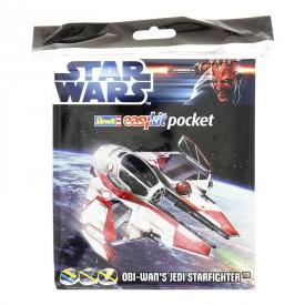 Revell EasyKit Star Wars 06721 loď Obi-Wan Jedi Starfighter