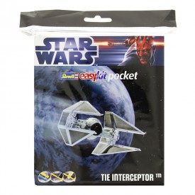 Revell EasyKit Star Wars 06725 loď TIE Interceptor
