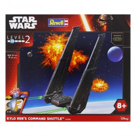 Revell EasyKit Star Wars 06695 loď Kylo Ren Command Shuttle
