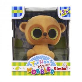 Simba YooHoo&Friends Zvířátka s kývací hlavou světle - hnědé