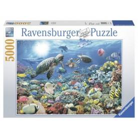 Ravensburger puzzle Mořský život 5000 dílků