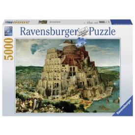 Ravensburger puzzle Brueghel Babylonská věž