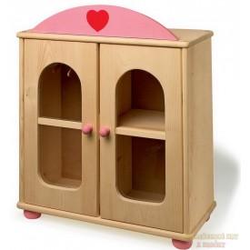 Skříň pro panenky