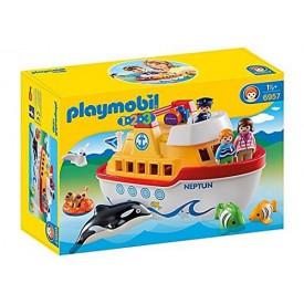 PLAYMOBIL 6957 Moje první přenosná loď