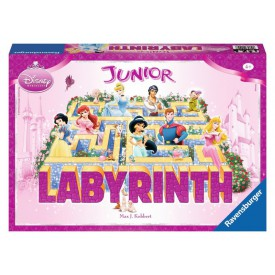 Ravensburger hra Labyrinth junior Disney Princess