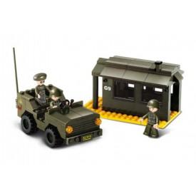 Stavebnice SLUBAN B6100 Vojenská stráž