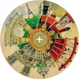 ARToy City disk Okolo světa - Paříž