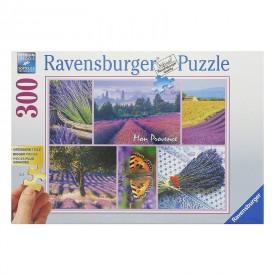 Ravensburger puzzle Gold edition Moje Provincie 300 dílků