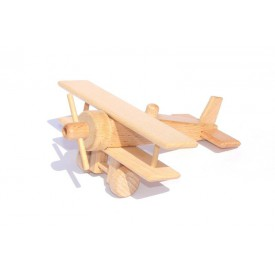 CEEDA CAVITY Malý dřevěný dvouplošník