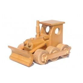CEEDA CAVITY Dřevěný Buldozer